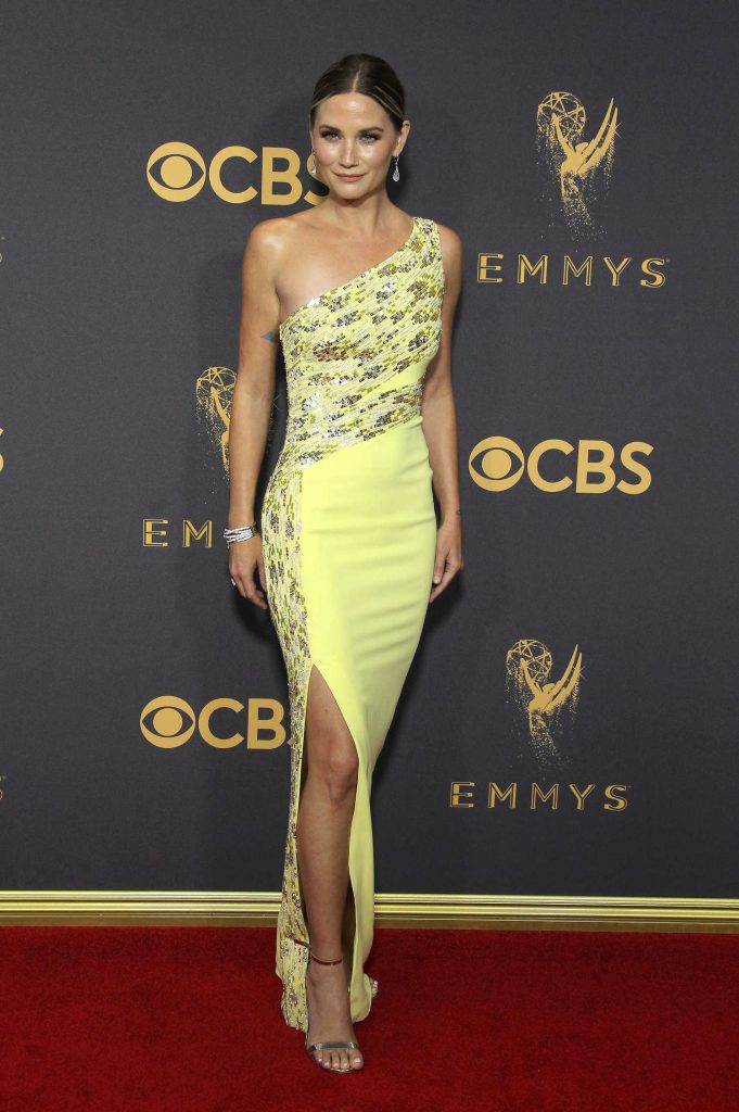 Jennifer Nettles at the 69th Annual Primetime Emmy Awards in Los Angeles-1