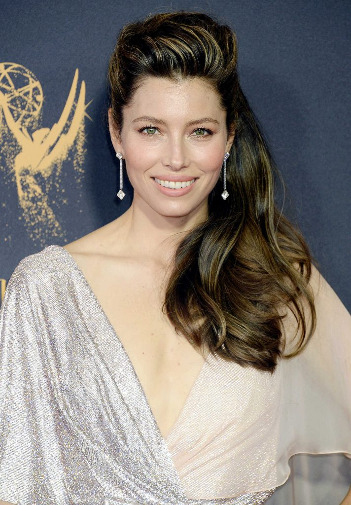 Jessica Biel at the 69th Annual Primetime Emmy Awards in Los Angeles-5