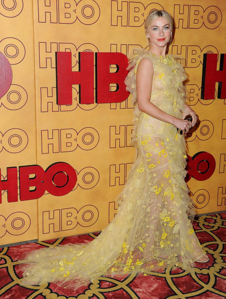 Julianne Hough at HBO's Post Emmy Awards Reception in Los Angeles-3