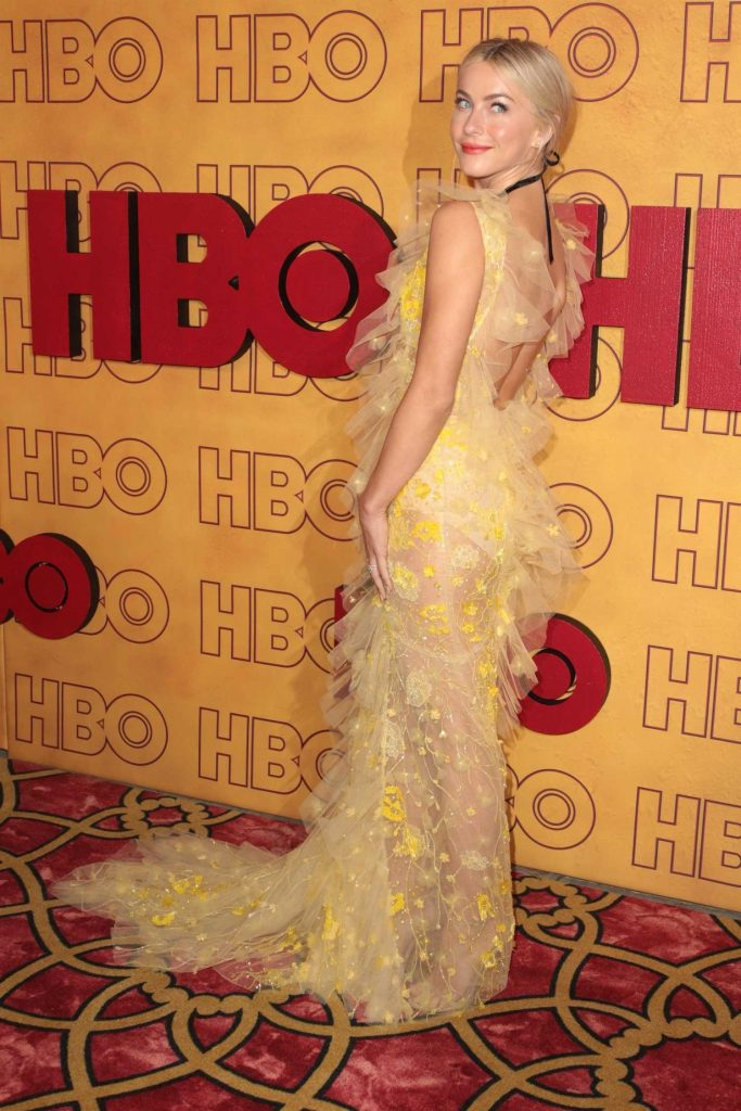 Julianne Hough at HBO's Post Emmy Awards Reception in Los Angeles-4