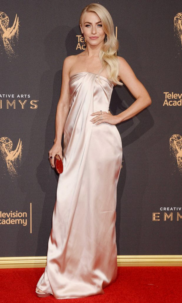 Julianne Hough at the 2017 Creative Arts Emmy Awards at Microsoft Theater in Los Angeles-1