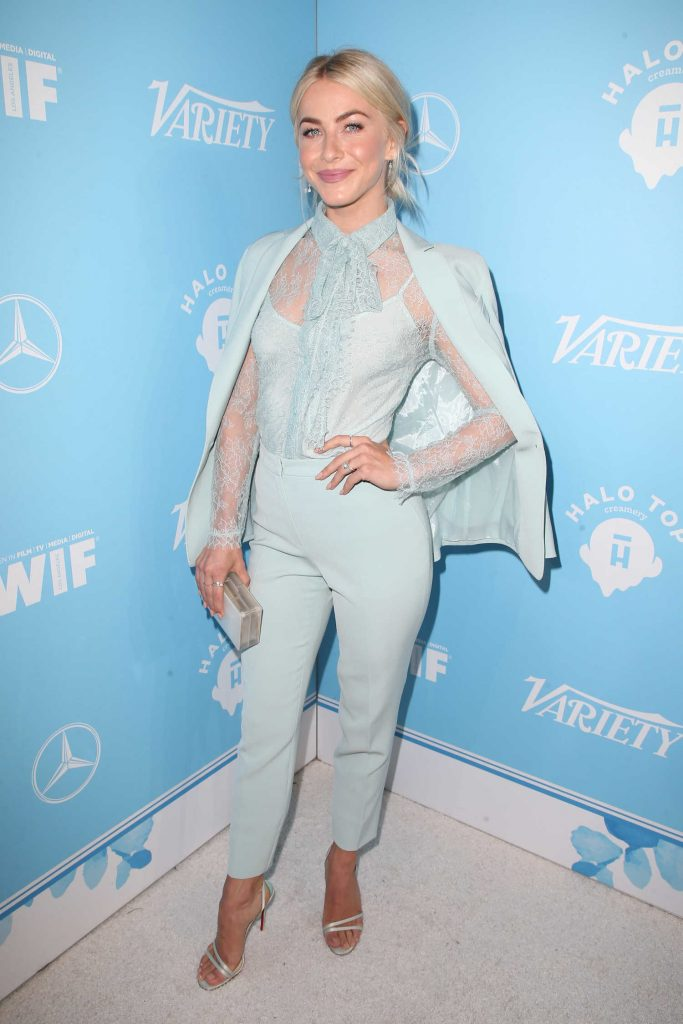 Julianne Hough at the Variety and Women in Film Emmy Nominee Celebration in Los Angeles-2