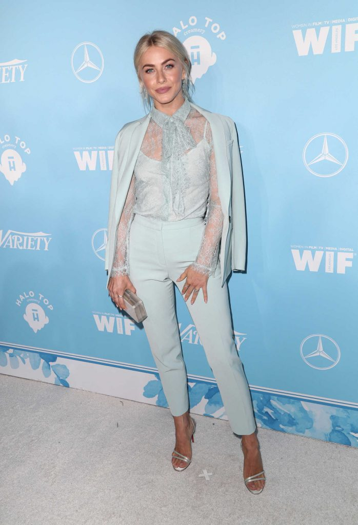 Julianne Hough at the Variety and Women in Film Emmy Nominee Celebration in Los Angeles-4