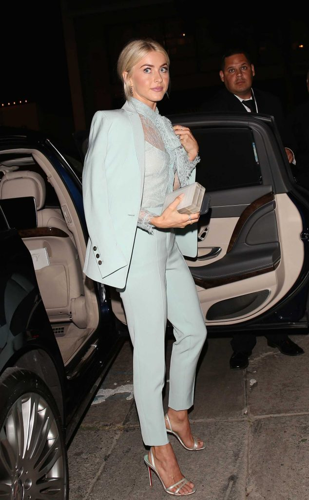 Julianne Hough Leaves the Variety and Women in Film Emmy Nominee Celebration in Los Angeles-2