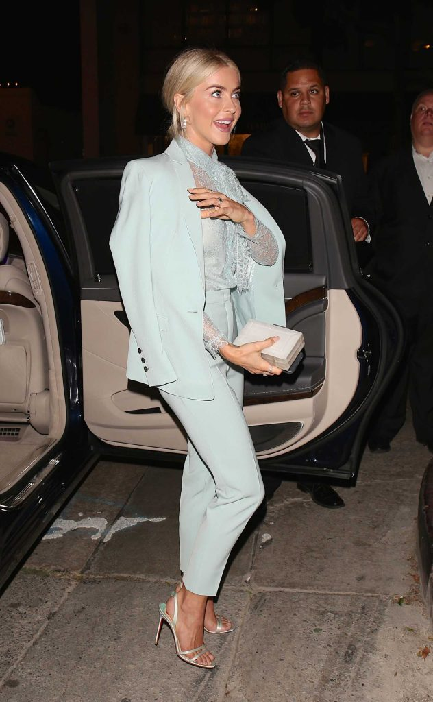 Julianne Hough Leaves the Variety and Women in Film Emmy Nominee Celebration in Los Angeles-3