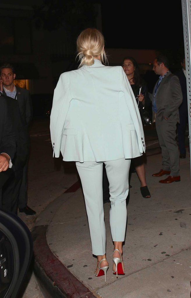 Julianne Hough Leaves the Variety and Women in Film Emmy Nominee Celebration in Los Angeles-5