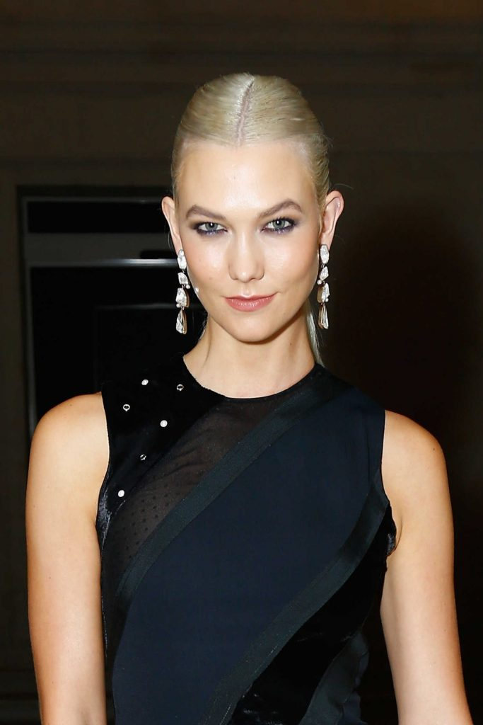 Karlie Kloss at the Atelier Swarovski By Jason Wu Dinner During Paris Fashion Week-1