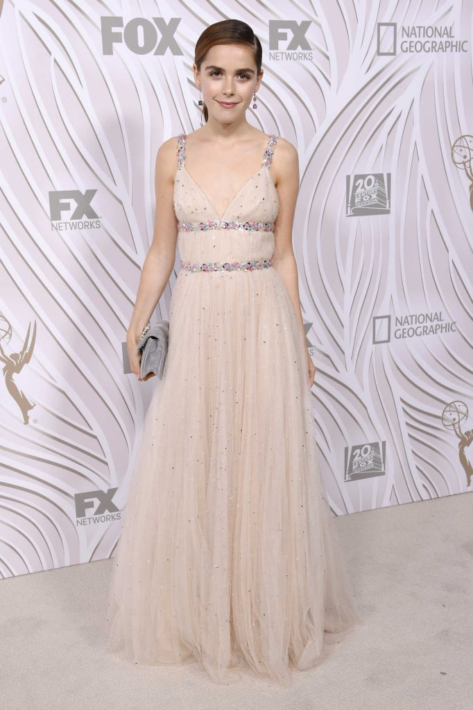 Kiernan Shipka at FOX Emmy Awards After Party in Los Angeles-1