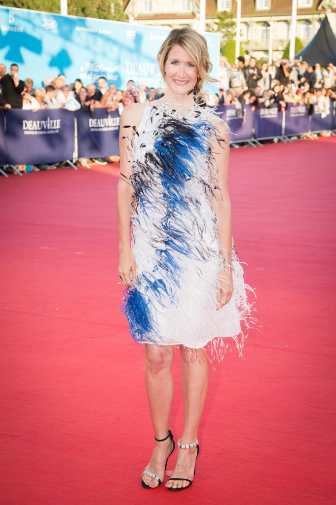 Laura Dern at the 43rd Deauville American Film Festival in France-1
