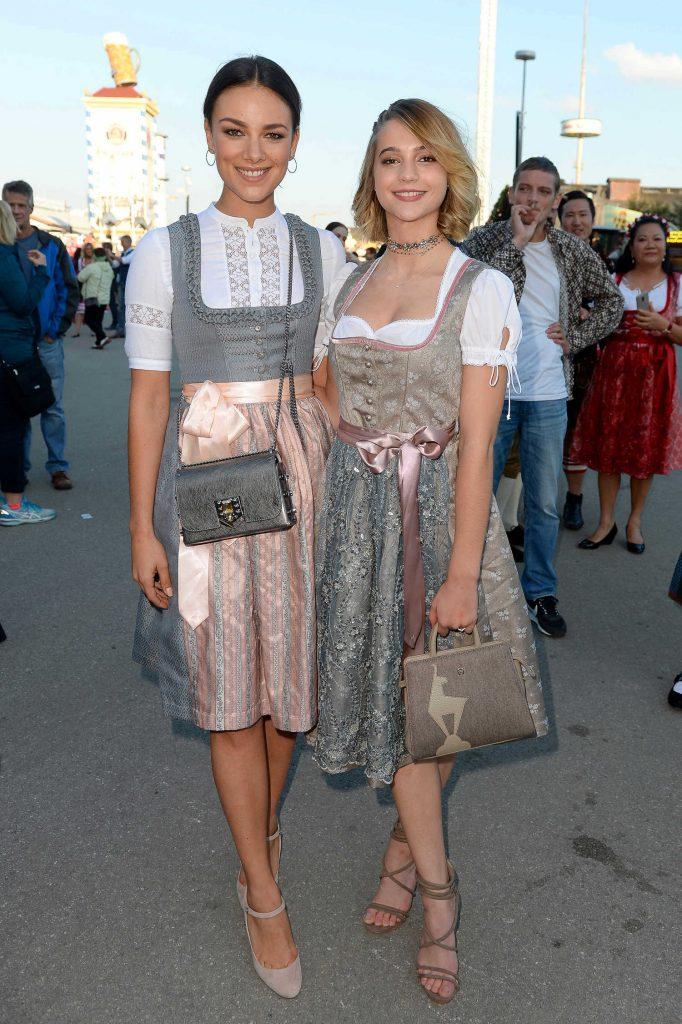 Lisa-Marie Koroll at Oktoberfest in Munich-3