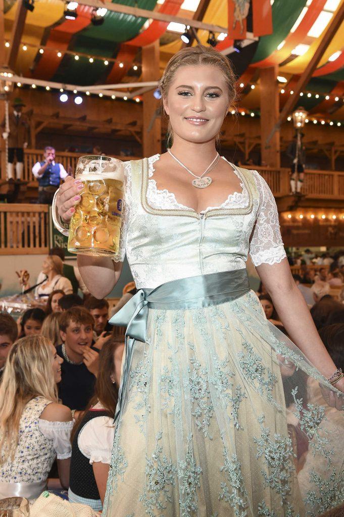 Luna Schweiger at Oktoberfest in Munich-3