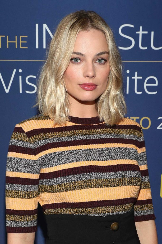 Margot Robbie at IMDb Studio Hosted By The Visa Infinite Lounge During the 2017 Toronto International Film Festival-5
