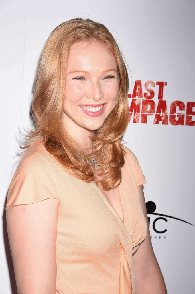 Molly Quinn at The Last Rampage Premiere at ArcLight Cinemas in Los Angeles-3
