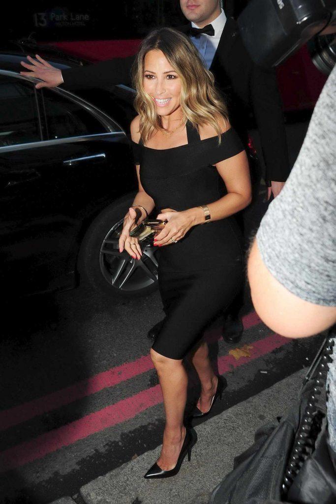 Rachel Stevens at TV Choice Awards at The Dorchester in London-3