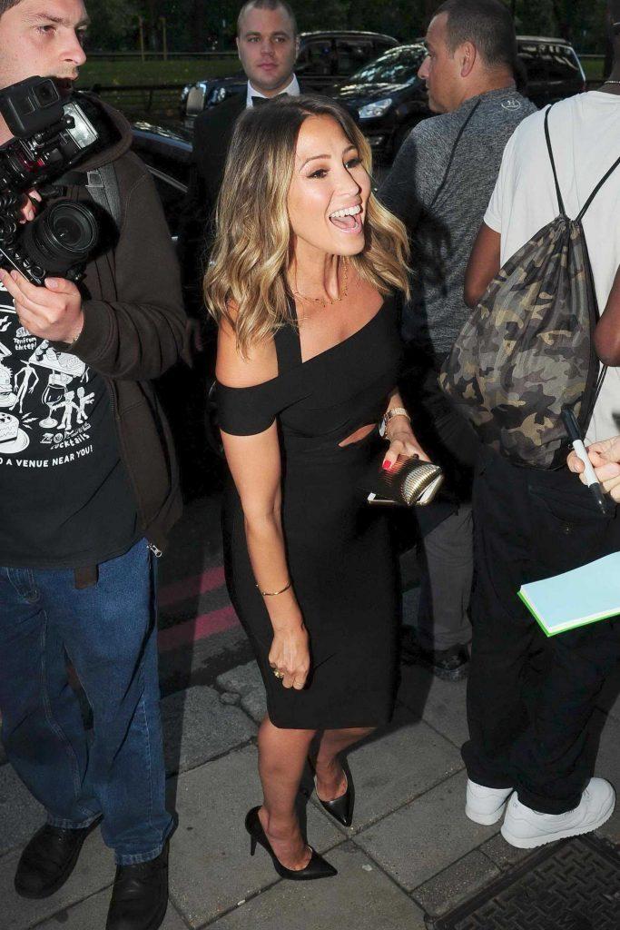 Rachel Stevens at TV Choice Awards at The Dorchester in London-4