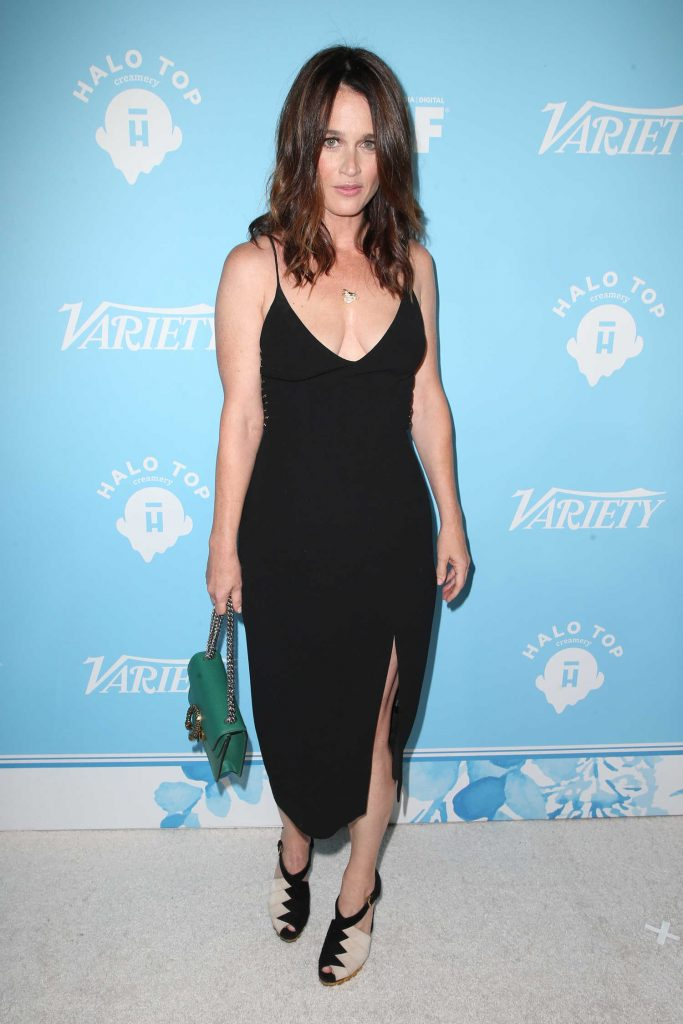 Robin Tunney at the Variety and Women in Film Emmy Nominee Celebration in Los Angeles-1