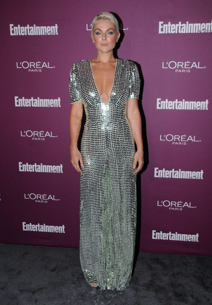 Serinda Swan at the 2017 Entertainment Weekly Pre-Emmy Party in West Hollywood-1