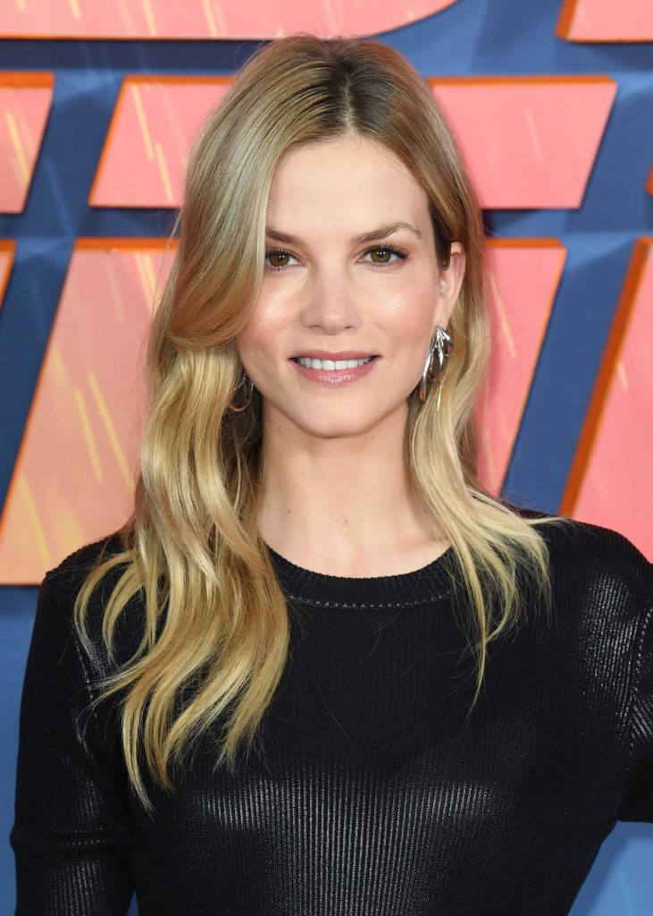 Sylvia Hoeks at the Blade Runner 2049 Photocall in London-5