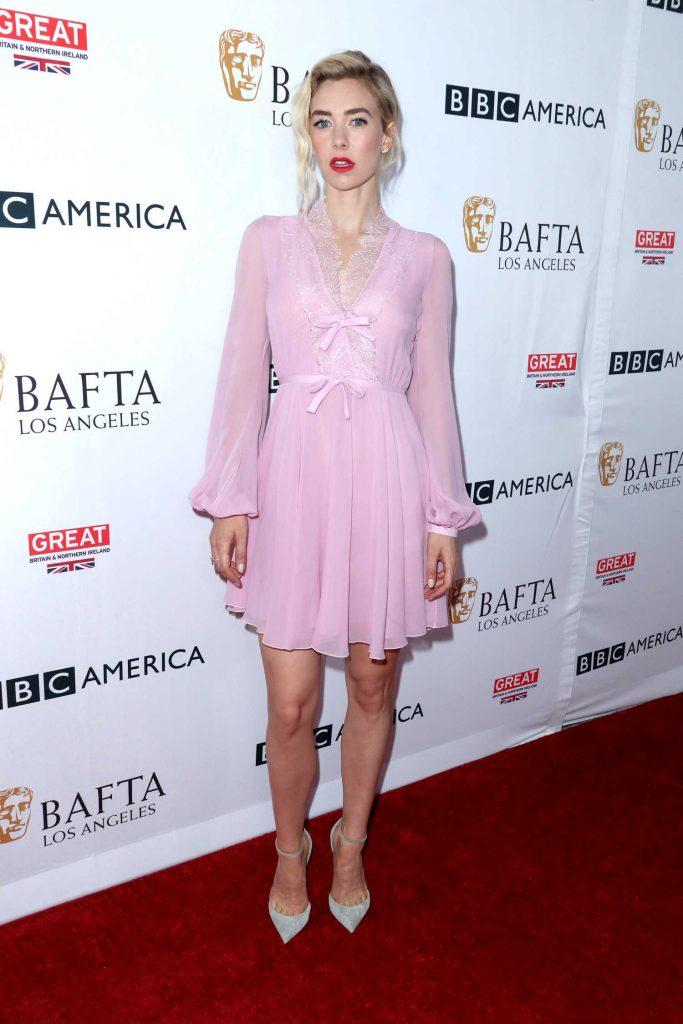 Vanessa Kirby at BAFTA Tea Party in Los Angeles-1