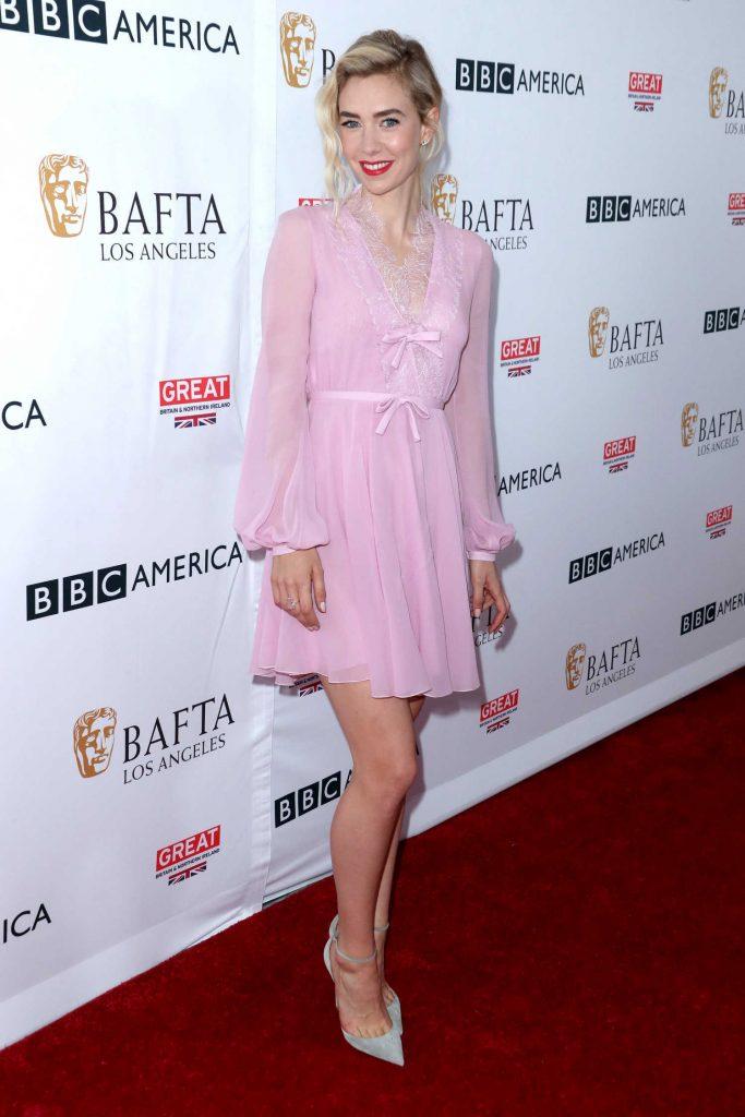Vanessa Kirby at BAFTA Tea Party in Los Angeles-2