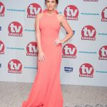 Vicky Pattison at TV Choice Awards at The Dorchester in London