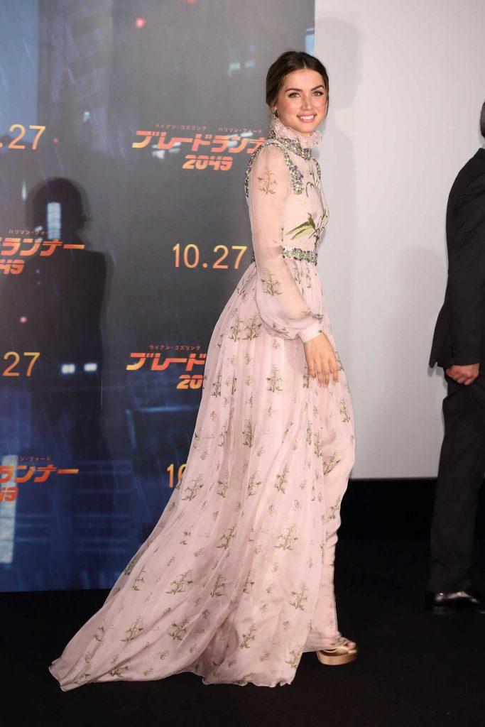 Ana de Armas at the Blade Runner 2049 Premiere in Tokyo-4