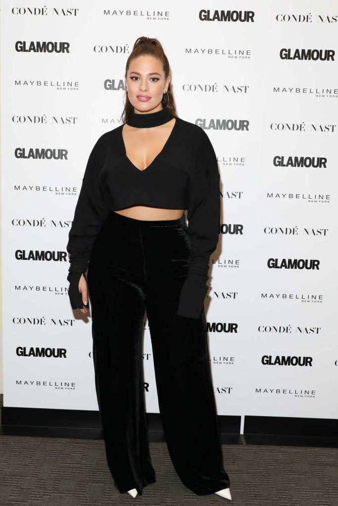 Ashley Graham at International Day of the Girl in London-1