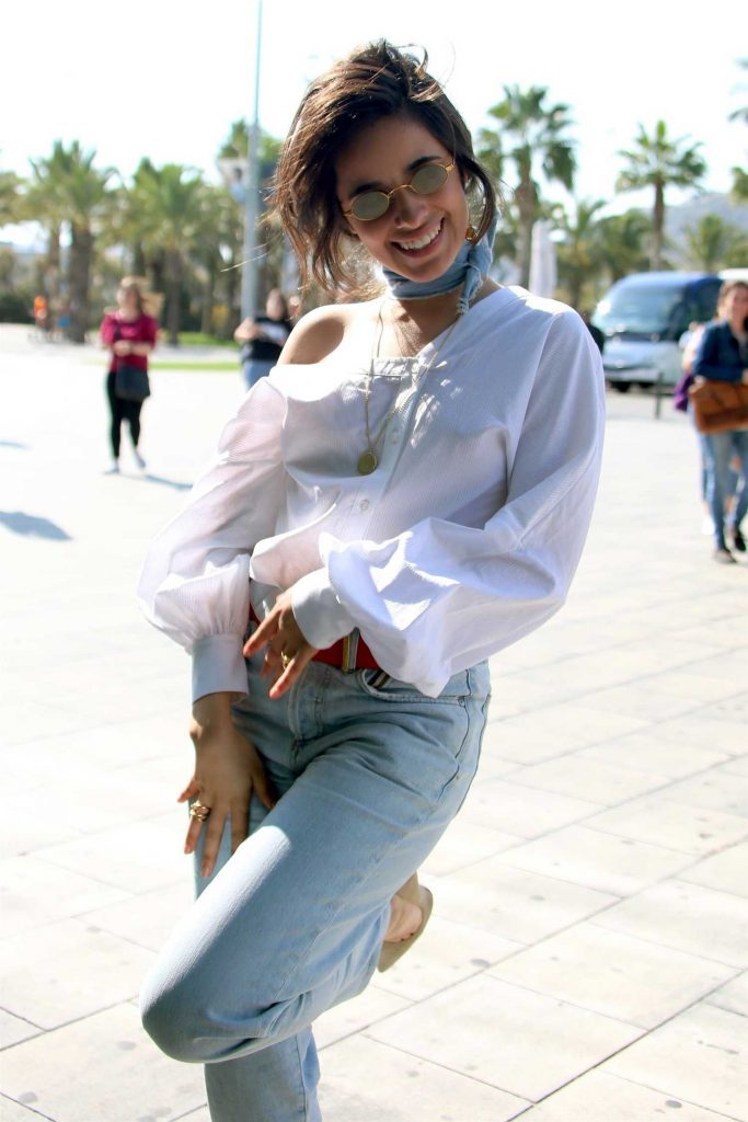Camila Cabello Was Seen Out in Barcelona-5