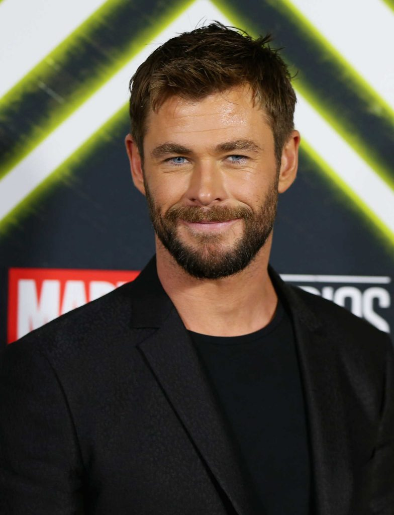 Chris Hemsworth at the Thor: Ragnarok Screening in Sydney-4