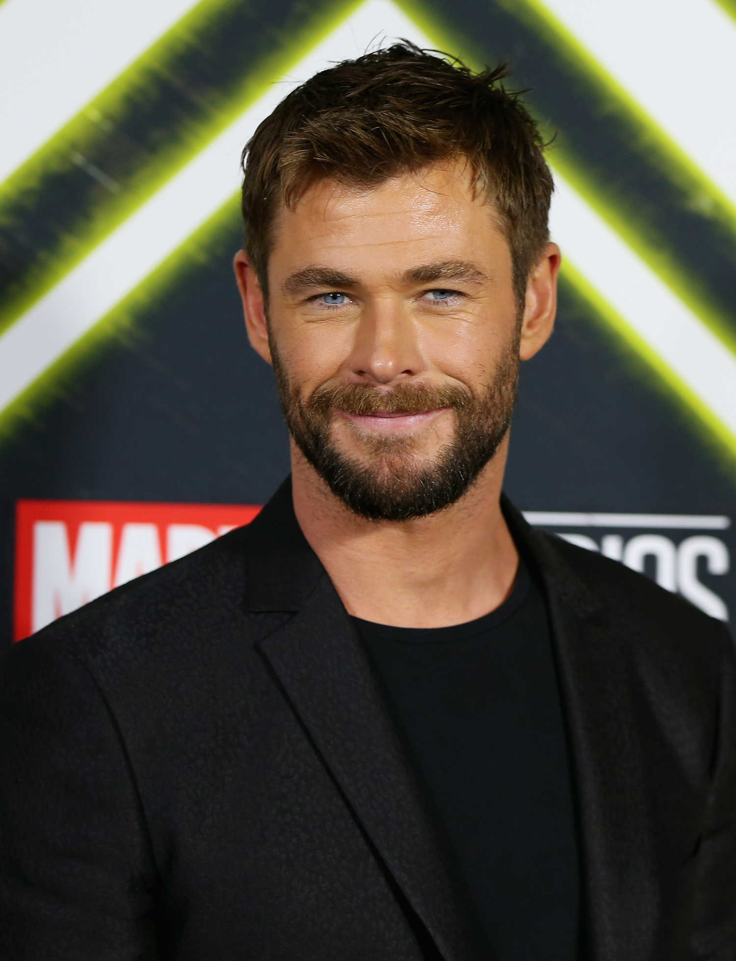 Chris Hemsworth at the...