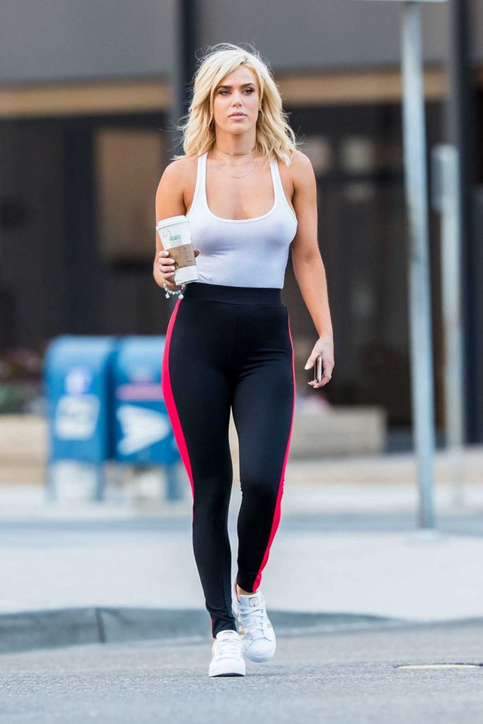 CJ Perry Wears a Tights Out in Beverly Hills-1