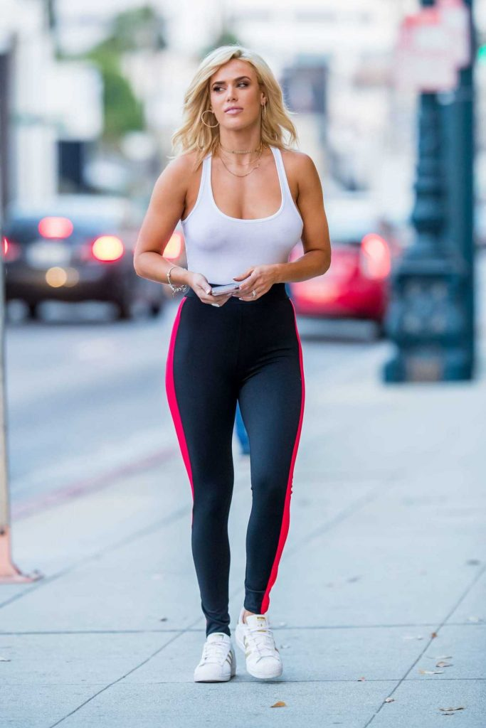 CJ Perry Wears a Tights Out in Beverly Hills-2