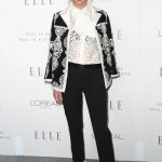 Cobie Smulders at ELLE's 24th Annual Women in Hollywood Celebration in Los Angeles