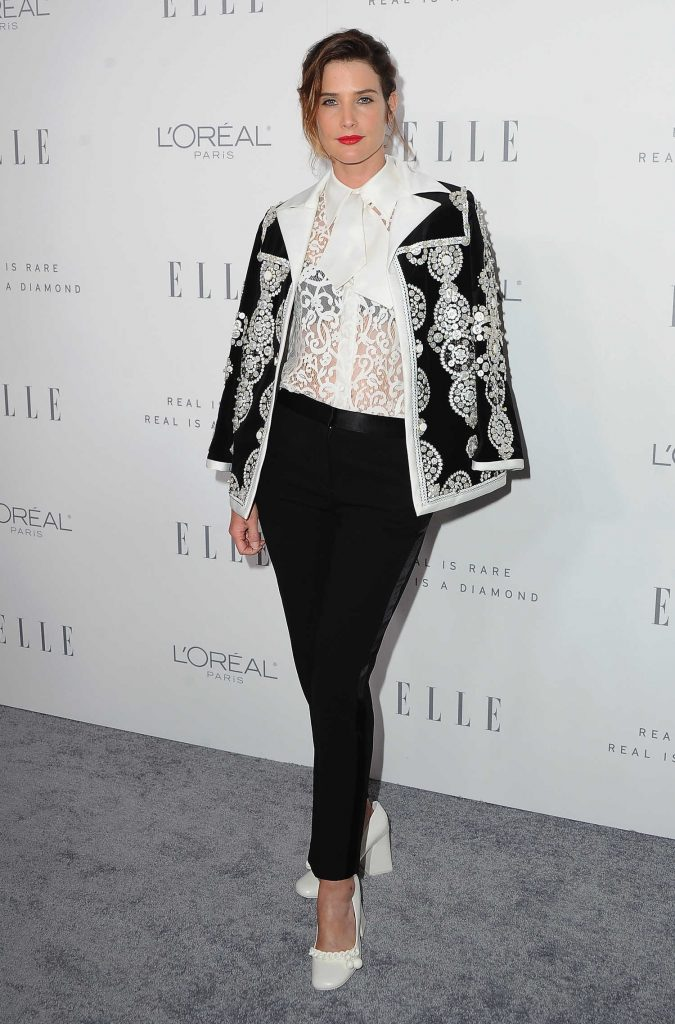 Cobie Smulders at ELLE's 24th Annual Women in Hollywood Celebration in Los Angeles-4
