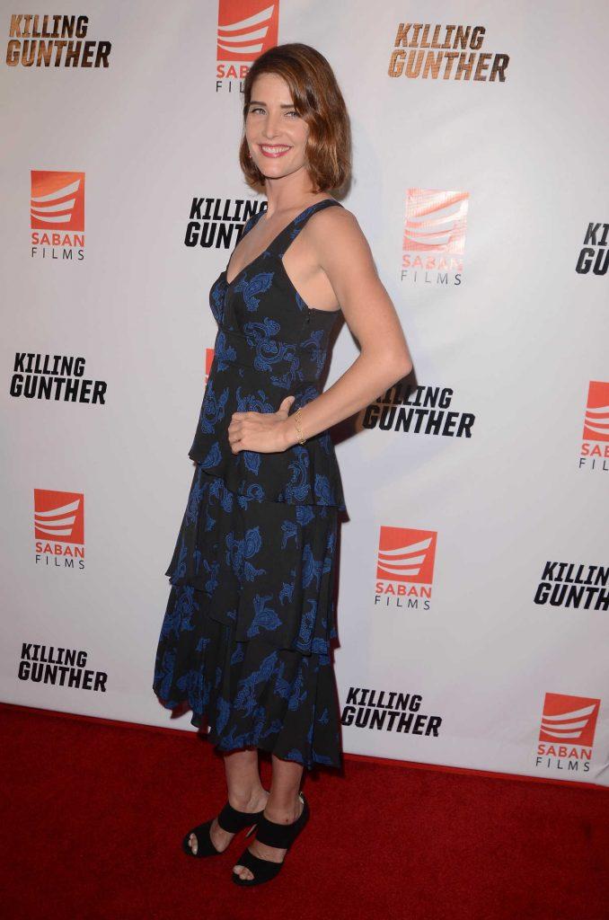 Cobie Smulders at the Killing Gunther Screening in Los Angeles-2