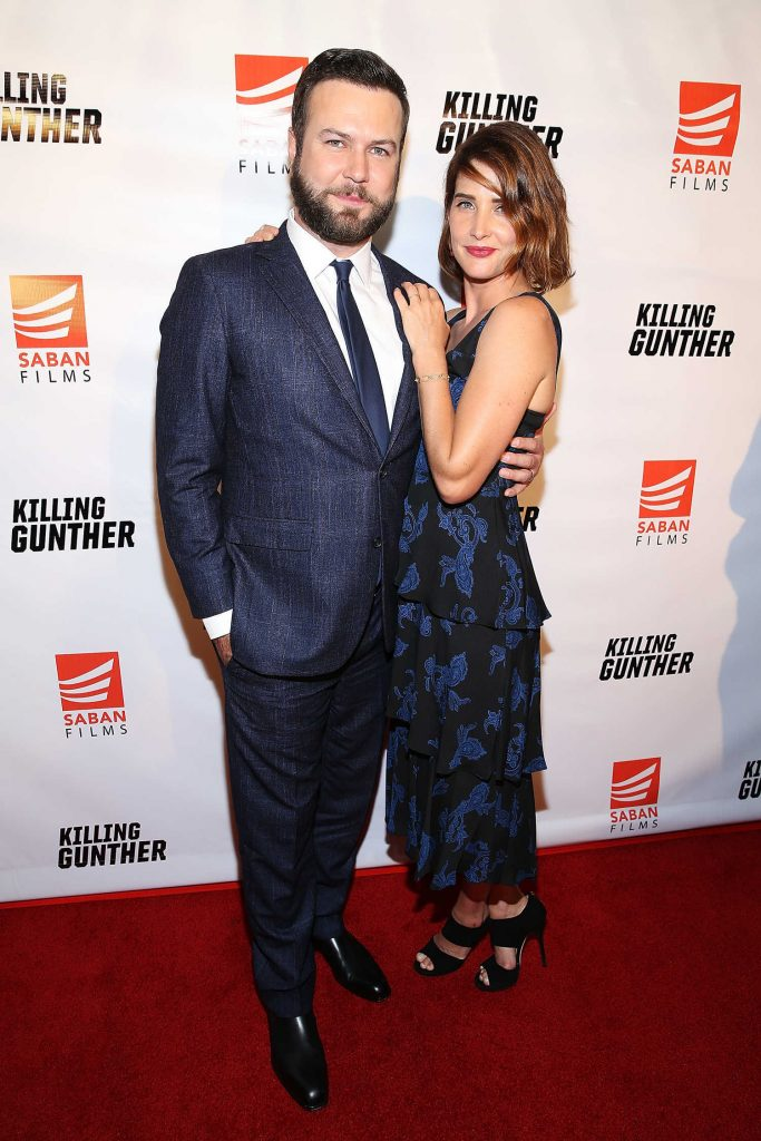 Cobie Smulders at the Killing Gunther Screening in Los Angeles-4