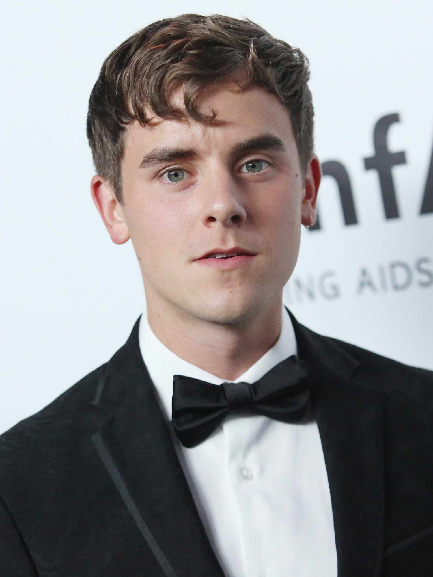Connor Franta at the 2017 amfAR Gala Los Angeles in ...