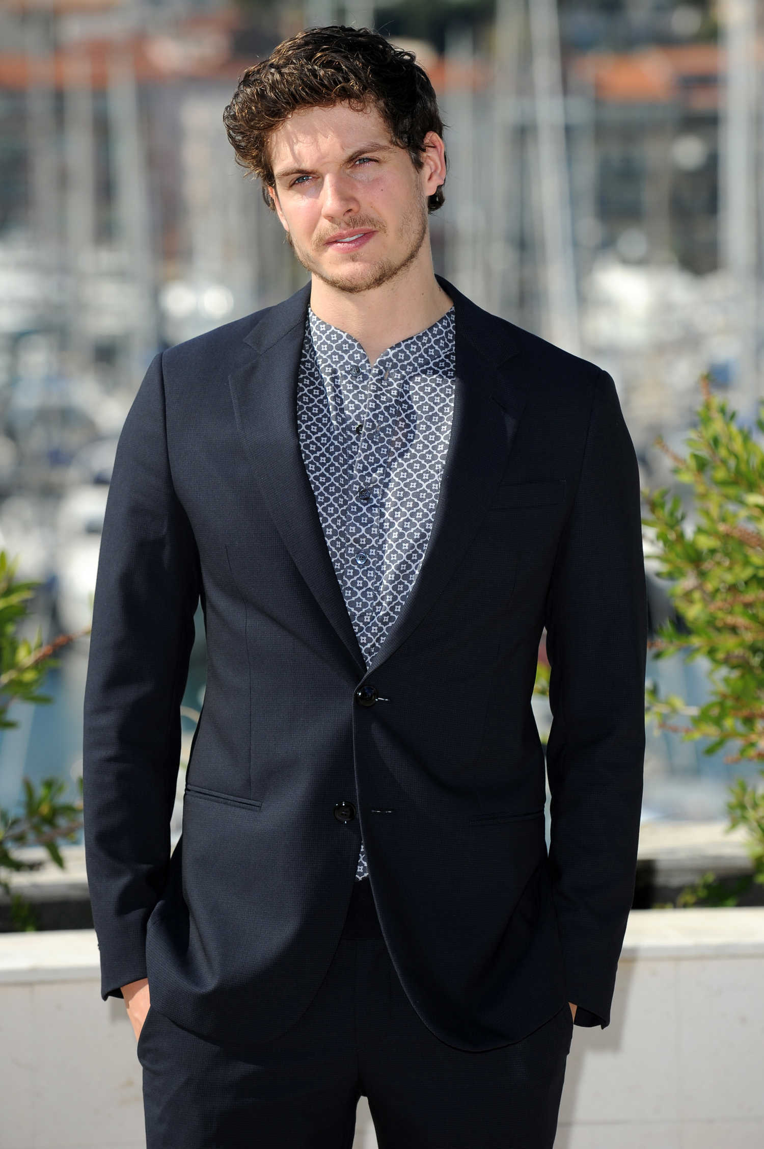Daniel Sharman Attends Medici Photocall During MipCom in Cannes – Celeb Donut