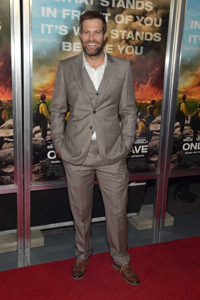 Geoff Stults at Only The Brave Screening in New York City-1