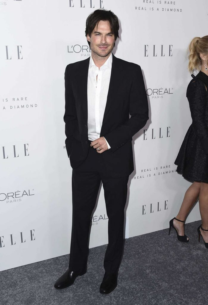 Ian Somerhalder at ELLE's 24th Annual Women in Hollywood Celebration in Los Angeles-1