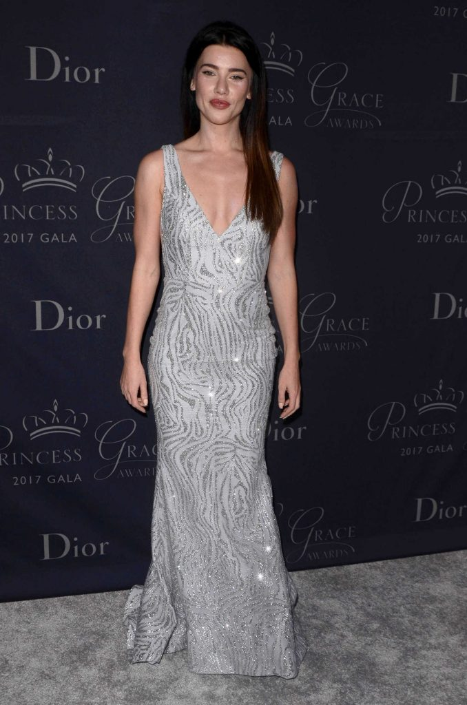 Jacqueline MacInnes Wood at the Princess Grace Awards Gala in Los Angeles-1