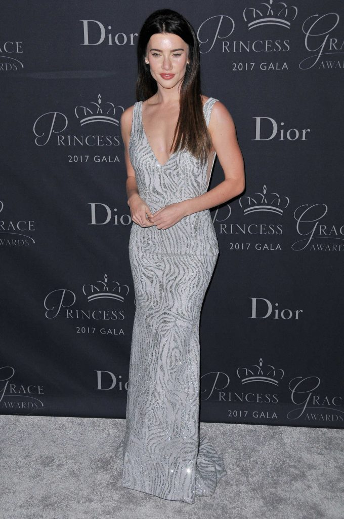 Jacqueline MacInnes Wood at the Princess Grace Awards Gala in Los Angeles-2