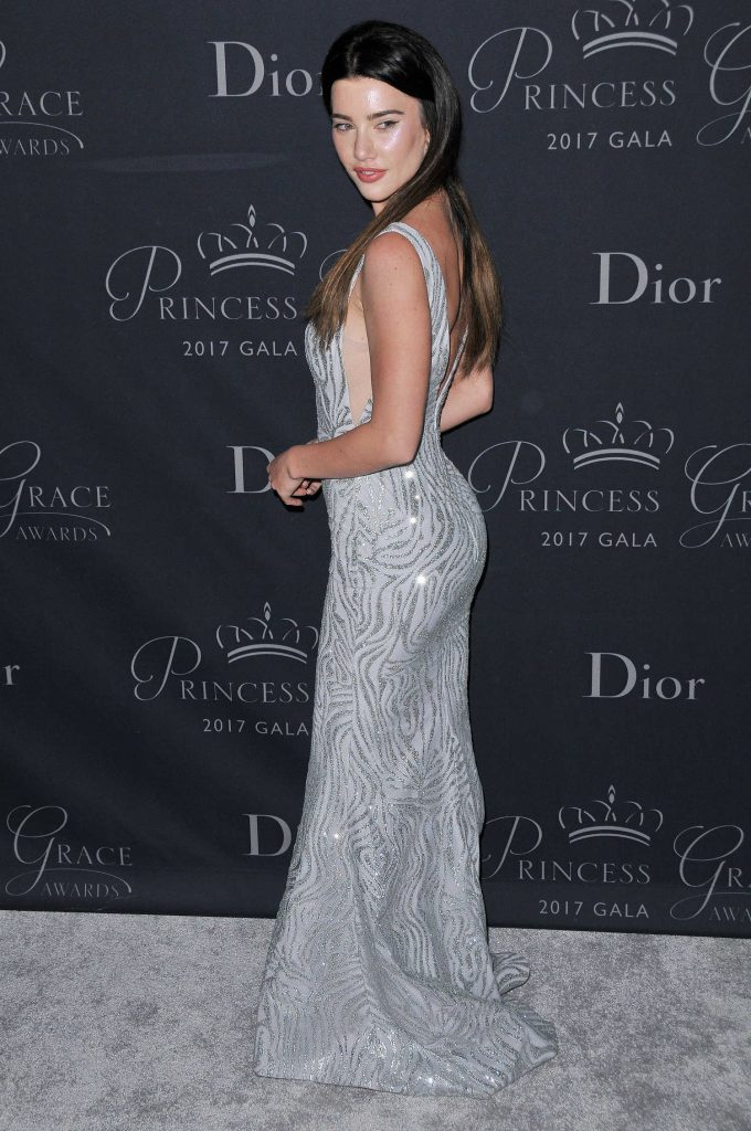 Jacqueline MacInnes Wood at the Princess Grace Awards Gala in Los Angeles-3