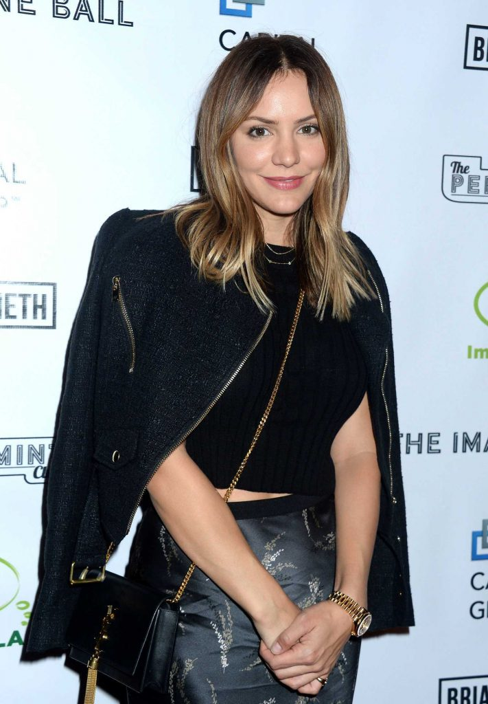 Katharine McPhee at the Imagine Ball at The Peppermint Club in Los Angeles-4
