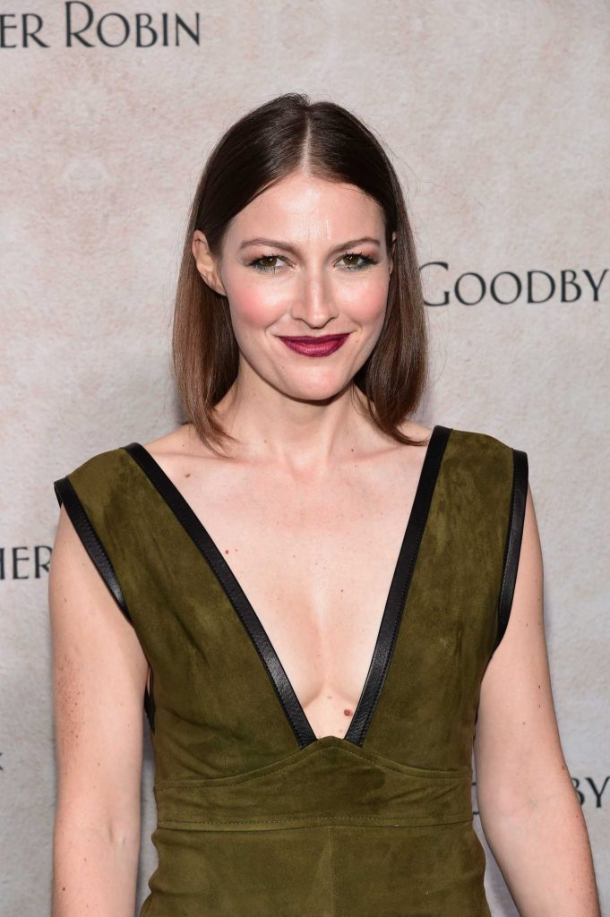 Kelly MacDonald at Goodbye Christopher Robin Special Screening in New York City-4