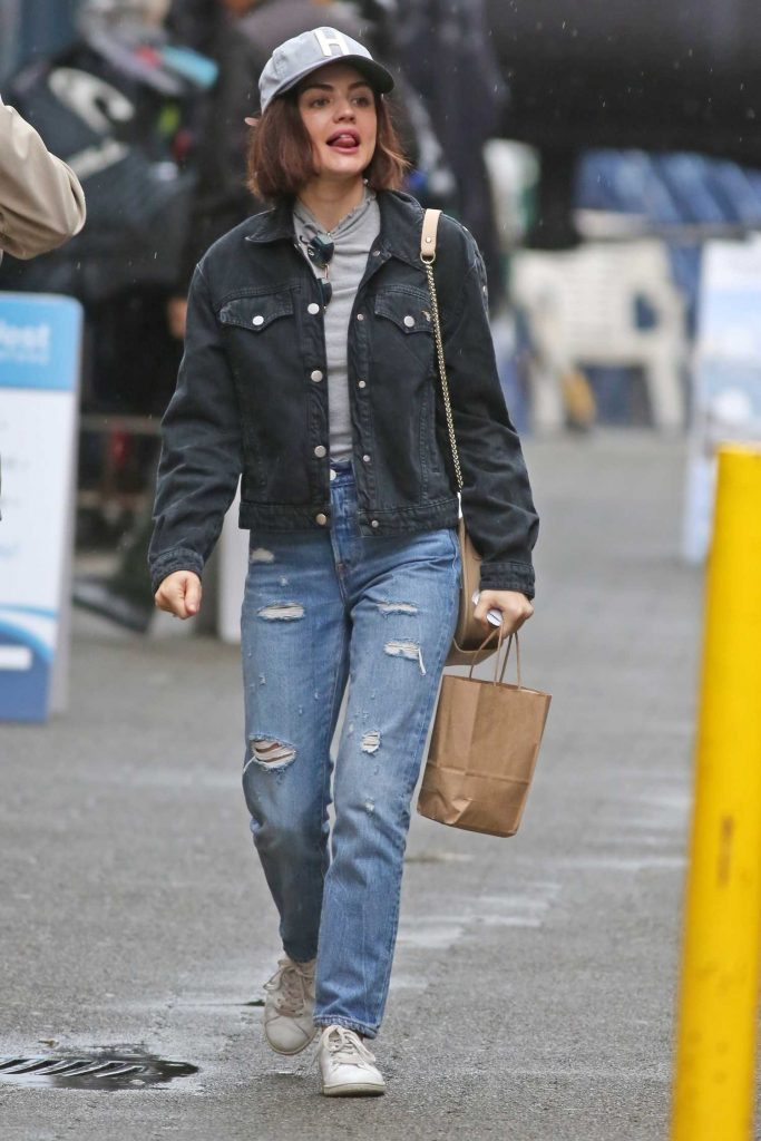 Lucy Hale Was Seen Out in Vancouver 10/01/2017-2