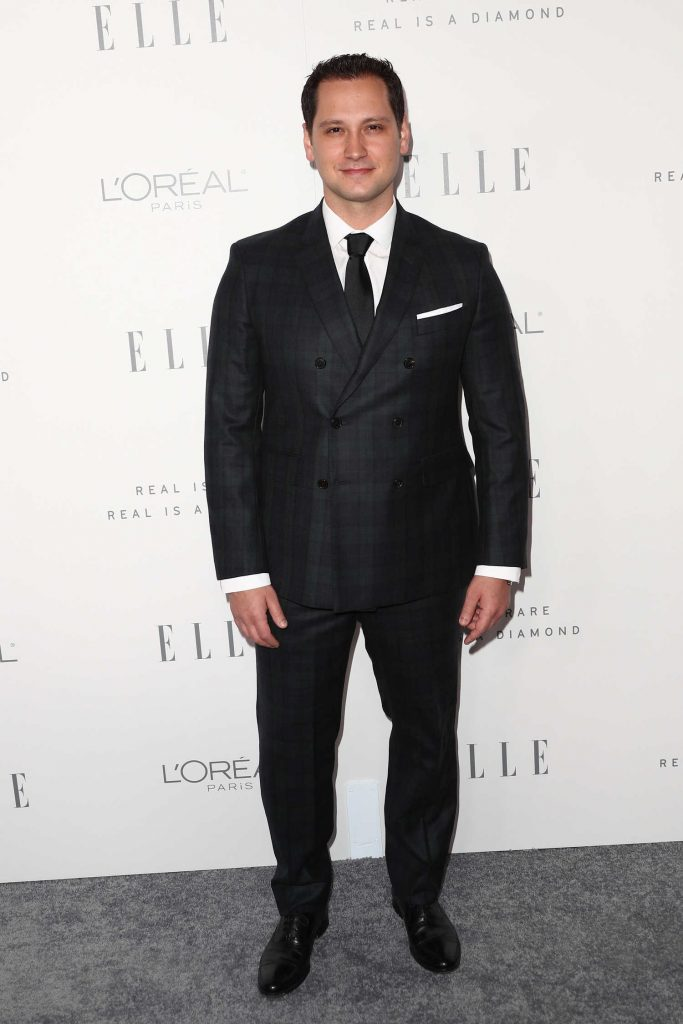 Matt McGorry at ELLE's 24th Annual Women in Hollywood Celebration in Los Angeles-1