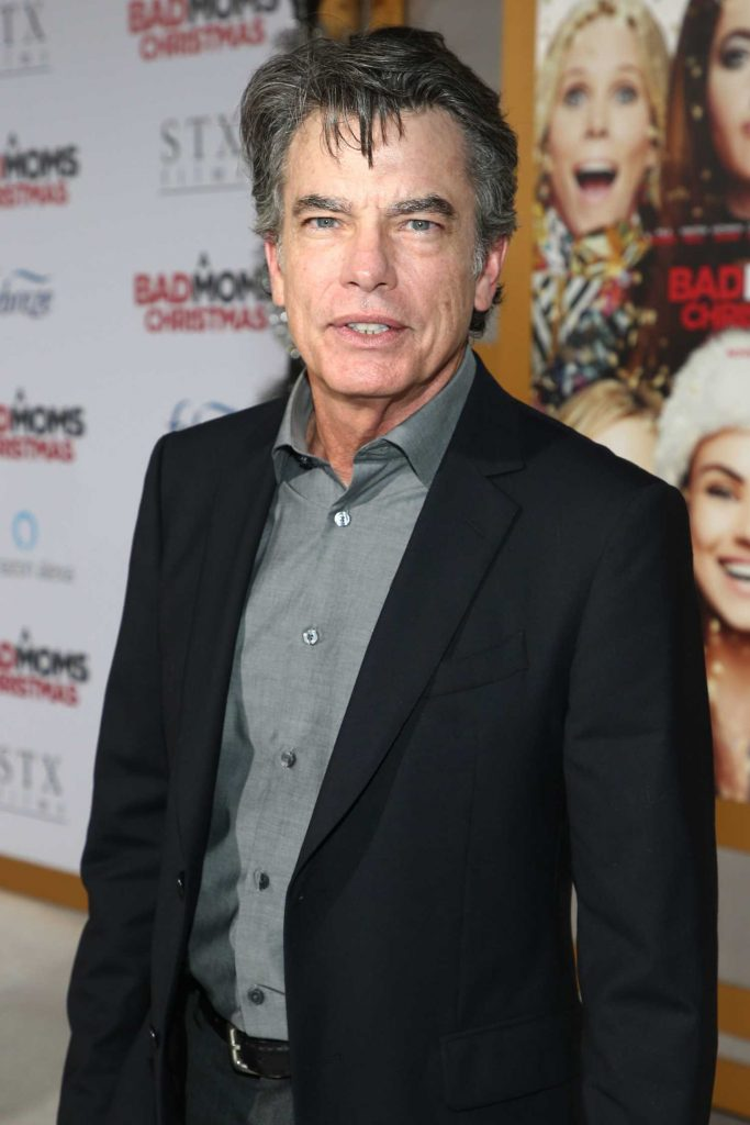 Peter Gallagher at A Bad Mom's Christmas Premiere at the Regency Village Theatre in Westwood-2