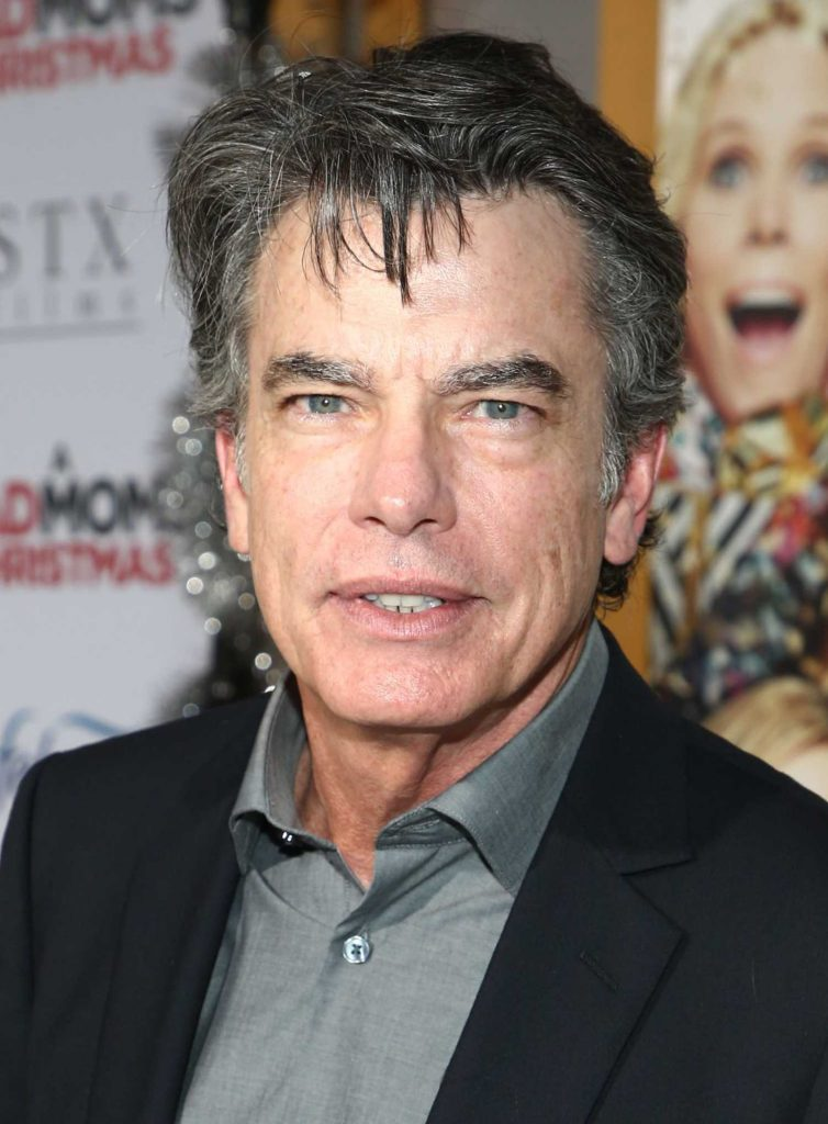 Peter Gallagher at A Bad Mom's Christmas Premiere at the Regency Village Theatre in Westwood-5