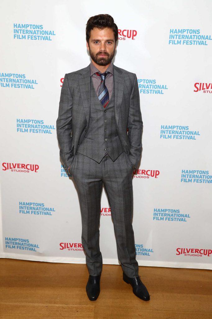 Sebastian Stan at I, Tonya Premiere During Hamptons International Film Festival-2